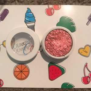 Colourpop Six in the City Super Shock shadow
